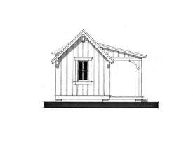Studio Cottage with Porch
