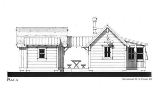 house cottage francisco glass by cottages pre san built guest modular modern photo exterior